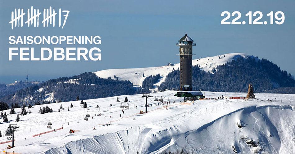 Feldberg opening 221219 news