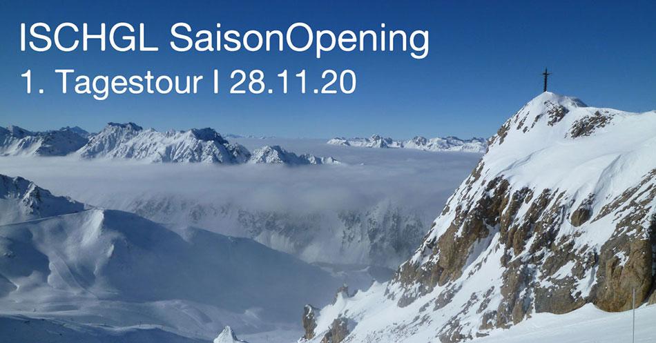 opening Ischgl 2020
