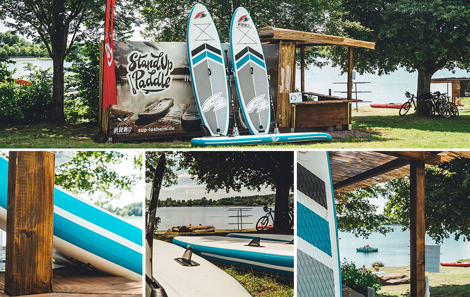 collage Sup station newsletter